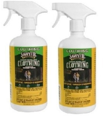 Sawyer 2 Pack - Includes 2 Sawyer Sp657 Clothing Insect Repellent 24 Oz Bottles Of Trigger Spray front-696746