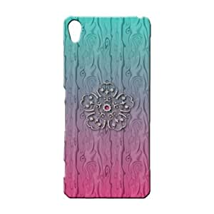 BLUEDIO Designer 3D Printed Back case cover for Sony Xperia X - G3111