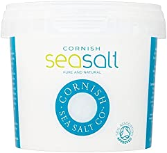 Cornish Sea Salt Co Organic Sea Salt 225g - Pack of 6