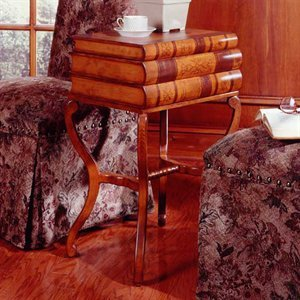 Image of Fairfax Home 121981 Book Stand End Table (B004CX0B1E)