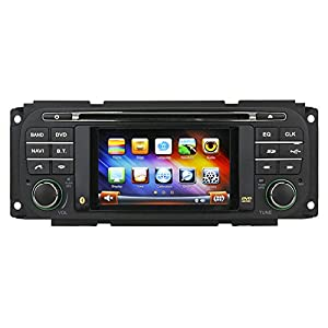 GPS Reviews Best Rated: Koolertron For Jeep Grand Cherokee 1999-2004 /  Chrysler 2002-2007 / Dodge 2002-2007 in-dash DVD Player GPS Navigation Sat  Nav System With Dual Zone /Radio AM FM /tooth /iPodGPS Reviews Best Rated - blogger