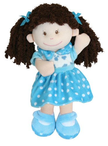 Stephan Baby My Best Friend Rag Doll with Removable Outfit, Piper, 12