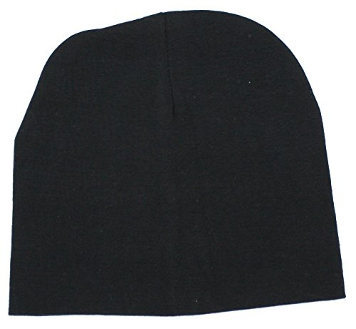 Ted and Jack - Timeless Classic Skull Cap in Black (Thin Skull Cap compare prices)