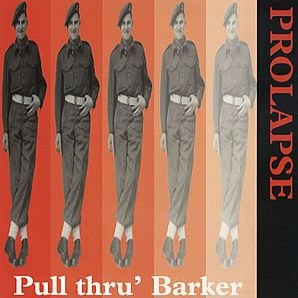 Prolapse Pull Thru' Barker