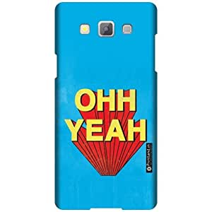 Printland Designer Back Cover For Samsung Galaxy A5 SM-A500GZKDINS/INU - Music Cases Cover