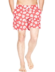 Blue Harbour Floral Swim Shorts