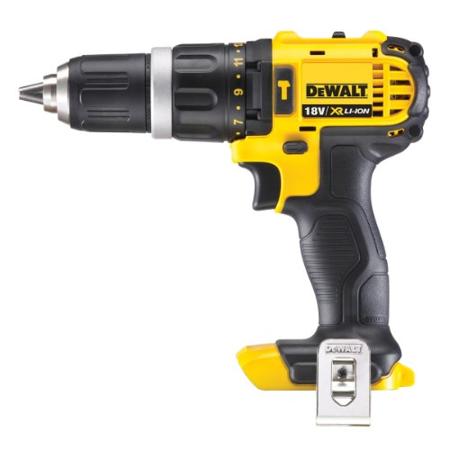 DeWalt-18V-XR-Lithium-Ion-Body-Only-2-Speed-Combi-Drill
