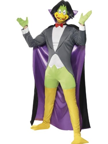 Count Duckula Costume Adult