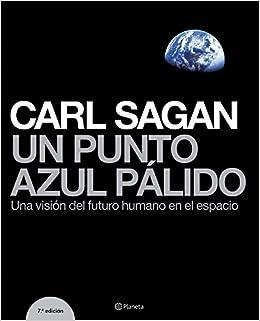 Un punto azul palido (Fuera De Coleccion) (Spanish Edition): Carl