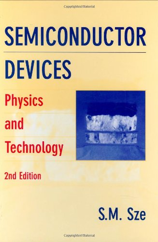 Semiconductor Devices: Physics and Technology, 2nd Edition