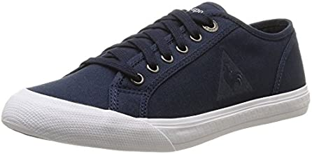Le Coq Sportif Deauville Plus, Sneakers Basses mixte adulte, Bleu (Dress Blue), 42 EU