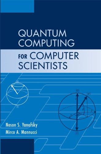 Quantum Computing for Computer Scientists