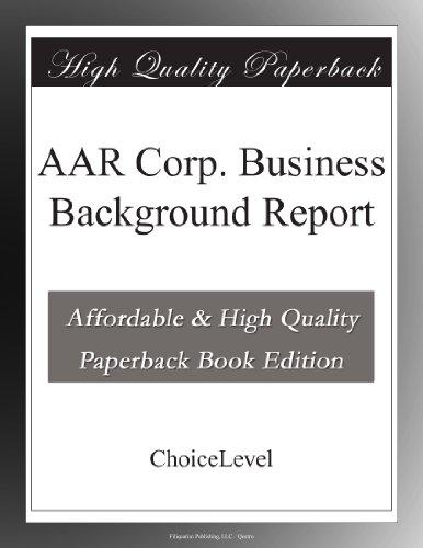 AAR Corp 0000001750