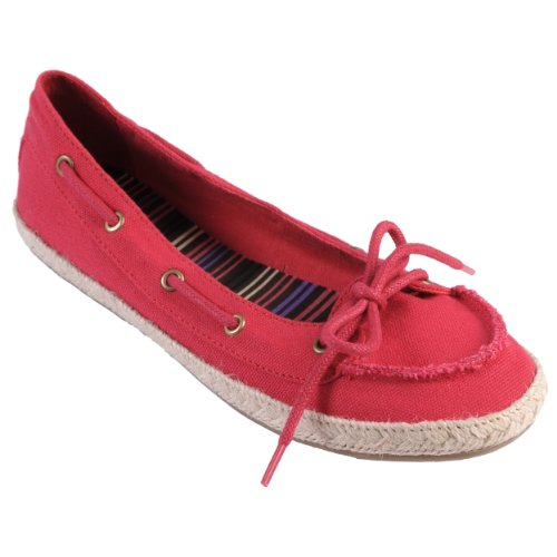 Brinley Co Womens Slip-on Boat Shoes