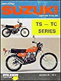 1970-1981 Suzuki Motorcycles TS-TC Repair Shop Manual Cycleserv (0868890030) by Suzuki
