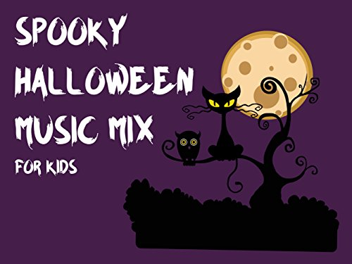 Spooky Halloween Music Mix For Kids