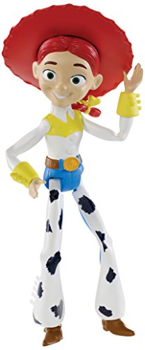 "Toy Story Disney/Pixar 4"" Jessie Basic Action Figure - 1"