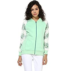 Cashewnut Women Basic Solid Jackets-XXL