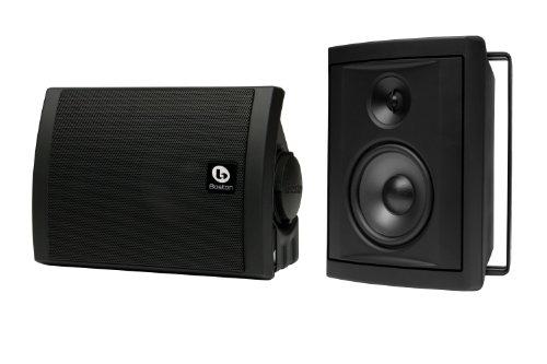 Boston Acoustics Voyager 40 Black Outdoor Speakers