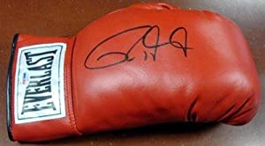All About Autographs AAA-76413 Roy Jones Jr Boxing Hand Signed Everlast Boxing Glove