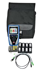 T3 Innovation NP750 Net Prowler Cabling and Advanced Network Tester