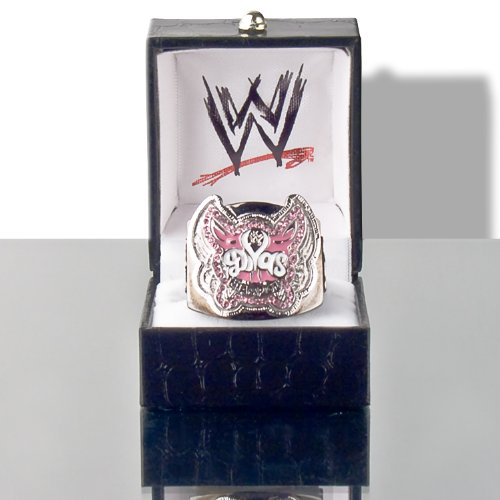 WWE Divas Championship Belt Replica Finger Ring (Womens Size)