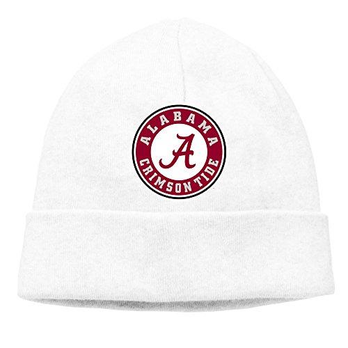 STUAOTO University Of Alabama Logo Beanie Cap White (Ohio Table Pad Company compare prices)
