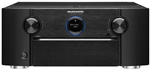 Marantz AV7702MK2 M11.2 Channel Max Processing Full 4K Ultra HD AV Pre Tuner with Bluetooth and Wi-Fi
