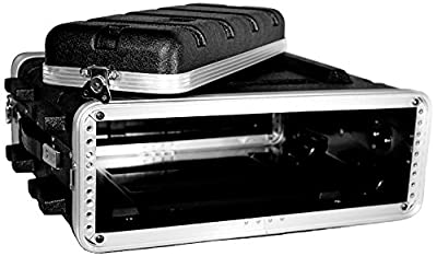 Performance Plus 3U Rack Mount Case 3 Space ABS with Covers