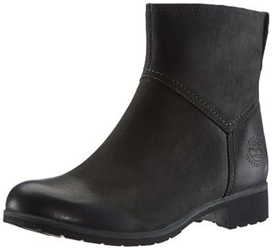 (新品)Timberland女士真皮防水短靴 Women's Putnam Ankle Boot折后$84.66