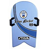 Stiga USA Snow Rocket 85 TwinTail Sled Color: TwinTail Blue by Stiga USA