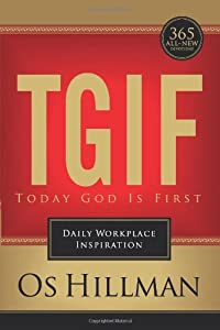 Cover of &quot;TGIF: Daily Workplace Inspirati...