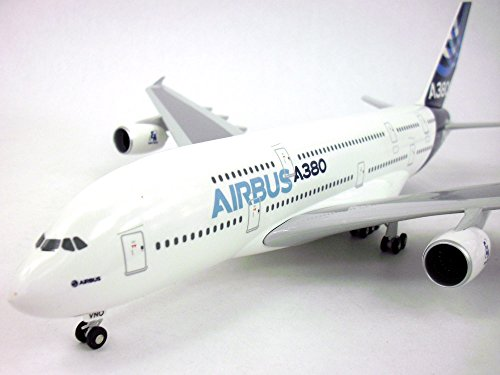 Airbus A380 (A-380) Airbus House Colors 1/200 Scale Model Airplane (Airbus A380 Model compare prices)