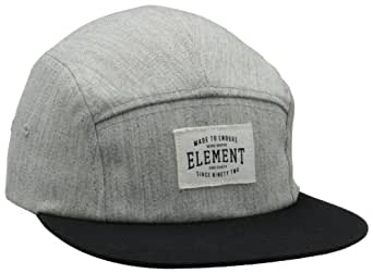 Element Men's Paladium Hat, Grey Heather, One Size