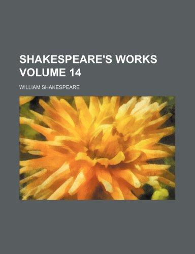 Shakespeare's works Volume 14