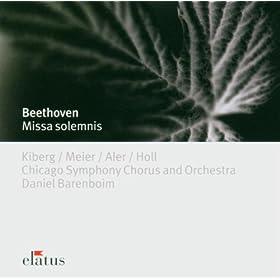Beethoven : Missa Solemnis - Elatus
