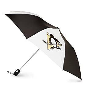 Buy NHL McArthur Pittsburgh Penguins 42'' Folding Automatic Umbrella by WinCraft