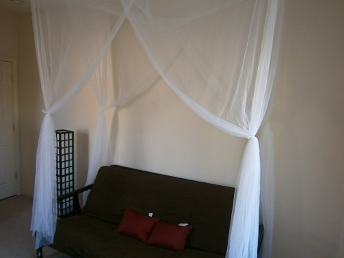 Twin Bed Canopy 517 front