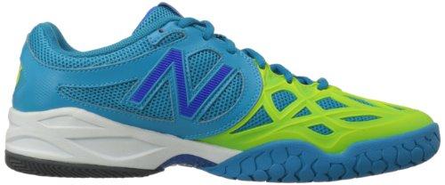 888098094657 - New Balance Women's WC996 Tennis Shoe,Blue,11 B US carousel main 5