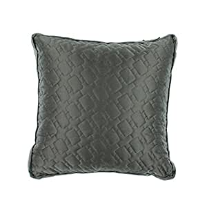 Hotel Collection Mulberry Decorative Pillows : Amazon.com: Hotel Collection Bedding, Gridwork 16