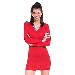 Saiints Wool Women Dress,Free Size