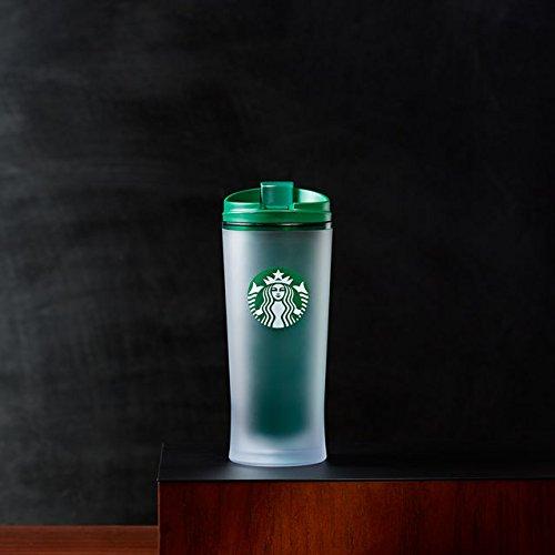 starbucks-tazza-da-viaggio-satinata-bicchiere-in-acrilico-professionale-237-ml-colore-verde-con-sire