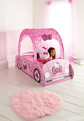 Worlds Apart 458HLL01EM Hello Kitty Lit Voiture Junior Bois