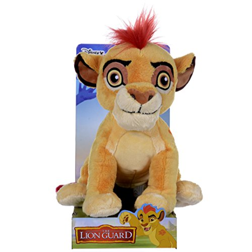 THE LION GUARD Peluche KION 25cm con Box UFFICIALE Disney
