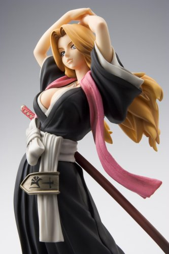 Bleach: Excellent Model Series Matsumoto Rangiku PVC Figure 1/8 Scale