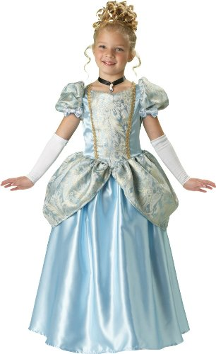 Amazingly Deluxe and Beautiful Enchanted Princess Fairytale Costume Gown