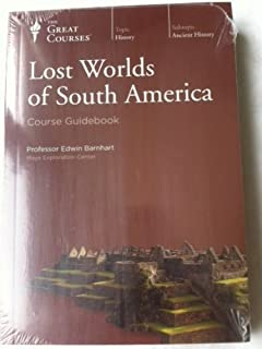 Book Cover: Lost Worlds of South America