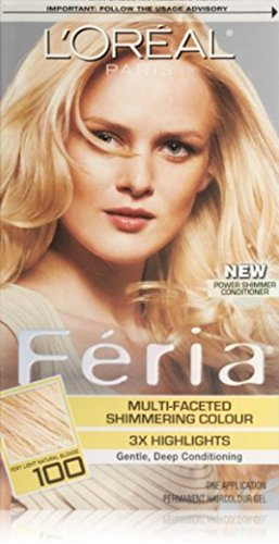 loreal-paris-feria-multi-faceted-shimmering-color-very-light-natural-blonde-100-1-ea-pack-of-4