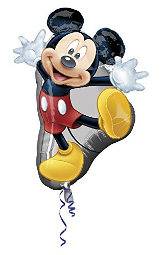 Anagram International 2637301 Mickey Full Body Shop Balloon Pack, 31""