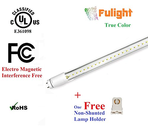 True Color & UL Listed¤ T8 LED Tube Light -